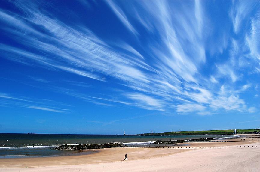 Aberdeen City Beach